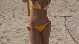 Aika Sawaguchi New Year First Swimsuit Gravure Queen 2021032