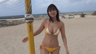 Aika Sawaguchi New Year First Swimsuit Gravure Queen 2021045