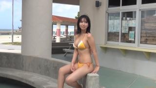 Aika Sawaguchi New Year First Swimsuit Gravure Queen 2021048
