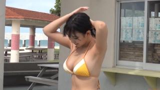 Aika Sawaguchi New Year First Swimsuit Gravure Queen 2021052