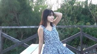 Aika Sawaguchi New Year First Swimsuit Gravure Queen 2021067
