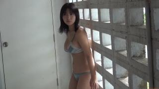 Aika Sawaguchi New Year First Swimsuit Gravure Queen 2021071