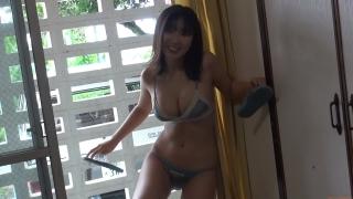 Aika Sawaguchi New Year First Swimsuit Gravure Queen 2021082