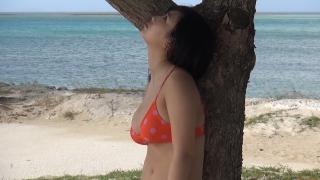 Aika Sawaguchi New Year First Swimsuit Gravure Queen 2021097