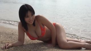 Aika Sawaguchi New Year First Swimsuit Gravure Queen 2021110