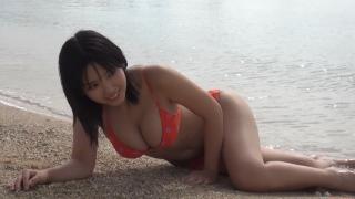 Aika Sawaguchi New Year First Swimsuit Gravure Queen 2021111
