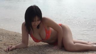 Aika Sawaguchi New Year First Swimsuit Gravure Queen 2021112
