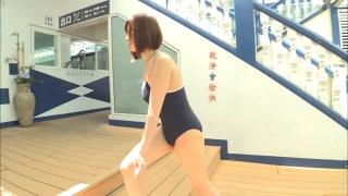 Uncle Sumir es School Swimsuit Gravure Pool 001