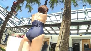 Uncle Sumir es School Swimsuit Gravure Pool 030