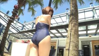 Uncle Sumir es School Swimsuit Gravure Pool 031