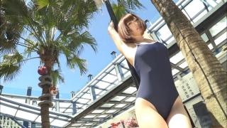 Uncle Sumir es School Swimsuit Gravure Pool 041