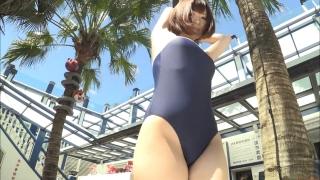 Uncle Sumir es School Swimsuit Gravure Pool 042