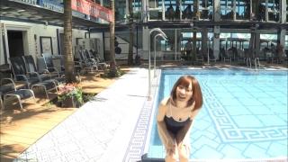 Uncle Sumir es School Swimsuit Gravure Pool 050