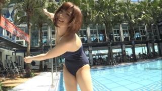 Uncle Sumir es School Swimsuit Gravure Pool 054