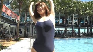 Uncle Sumir es School Swimsuit Gravure Pool 058