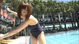 Uncle Sumir es School Swimsuit Gravure Pool 057