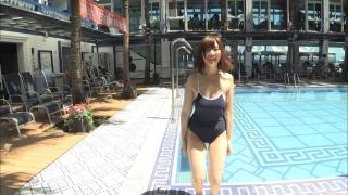 Uncle Sumir es School Swimsuit Gravure Pool 061