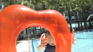 Uncle Sumir es School Swimsuit Gravure Pool 062