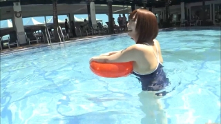 Uncle Sumir es School Swimsuit Gravure Pool 097