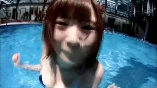 Uncle Sumir es School Swimsuit Gravure Pool 116