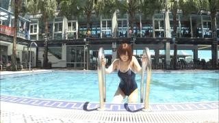 Uncle Sumir es School Swimsuit Gravure Pool 121
