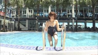 Uncle Sumir es School Swimsuit Gravure Pool 122