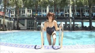 Uncle Sumir es School Swimsuit Gravure Pool 123