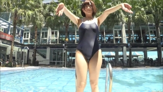 Uncle Sumir es School Swimsuit Gravure Pool 126