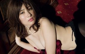 Mai Ishioka Swimsuit Bikini Gravure Message014
