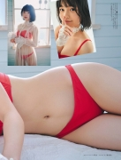Mizuki Kirihara swimsuit bikini gravure 003