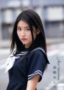 Eimi Shimizu Anri Morishima High School Girl X Beautiful Girl Photo Book Swimsuit Gravure Images012