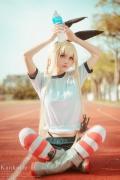 Cosplay SwimsuitStyle Costume Shimakaze Fleet Kore Kukushon014