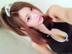 Emina Fujita Gravure Swimsuit Images021