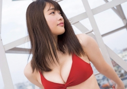 Momoka Ishida Swimsuit Gravure First Photo Book j030