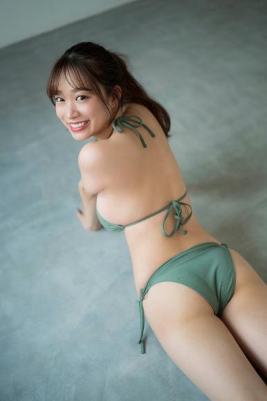 Aoi Haru swimsuit gravure 90cm god bust 2021005