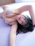 Chitose Yoshi s Reading in a Swimsuit016