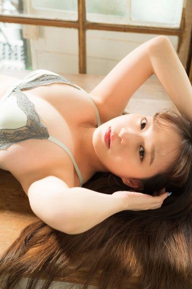 Aoi Haru swimsuit gravure Harukaze renamed 2021004
