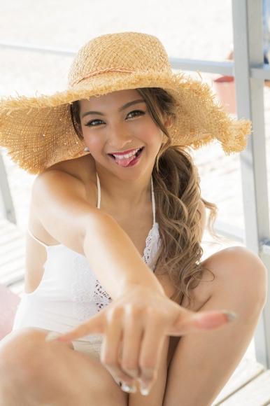Yuki poyo Swimsuit gravure Gal beauty 2021006