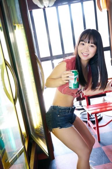 Shiori Ikemoto Swimsuit Gravure Fresh 18 years old 2021007