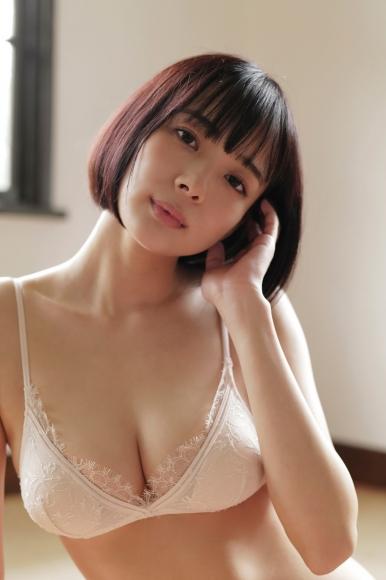 Mari Takamiya Saka Okada swimsuit gravure Big tits too female mahjong001