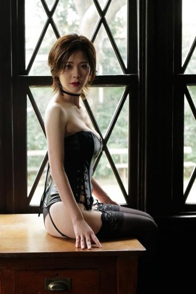 Mari Takamiya Saka Okada swimsuit gravure Big tits too female mahjong 4020