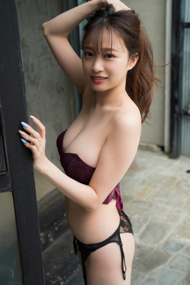 Aoi Haru swimsuit gravure 2021005