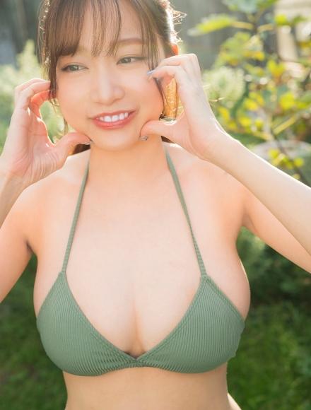 Aoi Haru swimsuit gravure 2021009