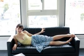 Asuka Hanamura gravure swimsuit image020
