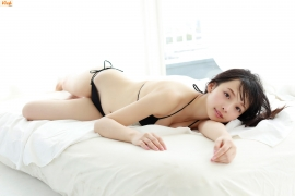 Asuka Hanamura gravure swimsuit image025