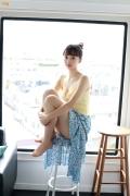 Asuka Hanamura gravure swimsuit image049