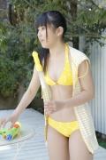 Sana Tsuchiyama Swimsuit gravure004