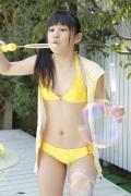 Sana Tsuchiyama Swimsuit gravure010
