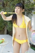 Sana Tsuchiyama Swimsuit gravure011