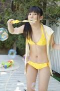 Sana Tsuchiyama Swimsuit gravure017